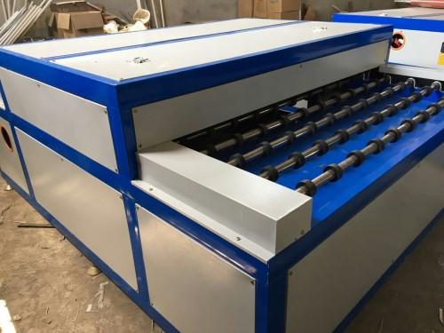 卧式中空玻璃设备和立式中空玻璃生产线在制作中空玻璃产品的区别