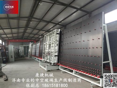 康捷机械提供的中空玻璃生产线主要性能特点