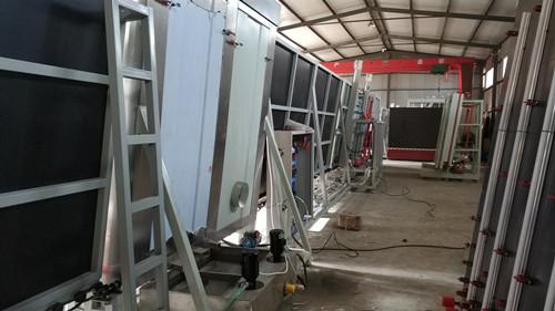 中空玻璃生产线骨架