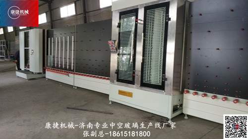 中空玻璃生产线机械部分的构造和设计寿命