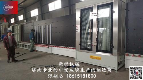 选购中空玻璃生产线为什么要来济南