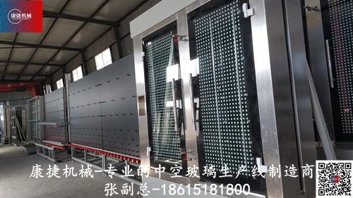 2020年康捷机械已接下三条中空玻璃生产线订单,感谢!